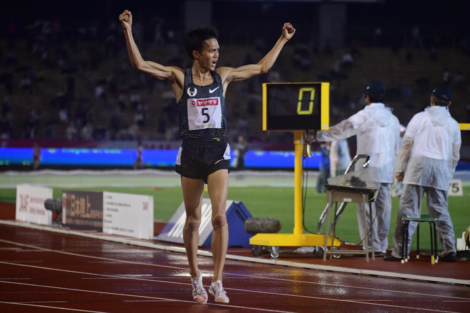 【結果】日本陸上競技選手権大会 2016.6.26