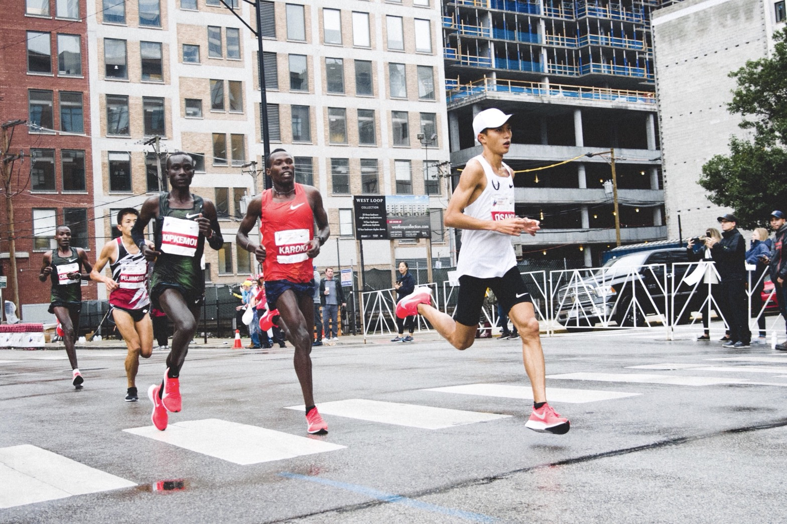 [RESULT] CHICAGO MARATHON 10.7.2018