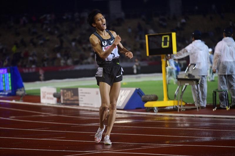 【大会情報】第101回日本陸上競技選手権大会