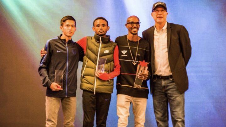 JAAFAthletics award 2018 2018.12.17